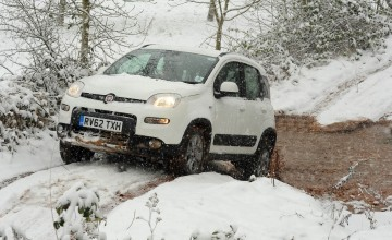 Panda capable under all conditions