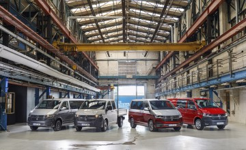New VW Transporter goes car-like