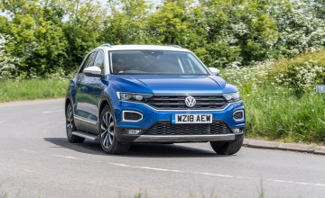 Turbo diesel option for VW T-Roc