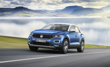 Volkswagen T-Roc world premiere