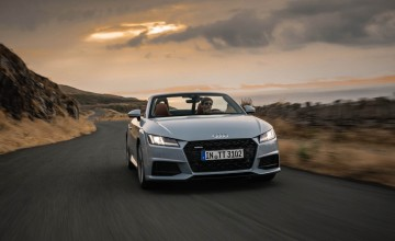 Major upgrade for 20 years of Audi TT