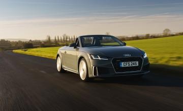 Upgrades for latest Audi TT