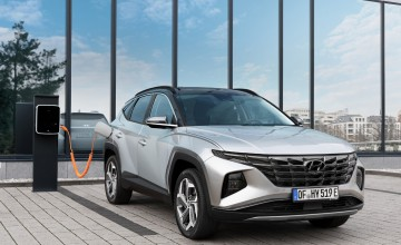 Plug-in joins new Tucson line up