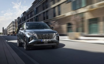 Experimental design for new Hyundai Tucson
