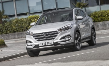 Hyundai Tucson Premium SE Blue Drive