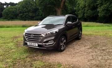 Hyundai SUV toast of the school run