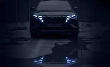 Amazing design of new Hyundai Tucson