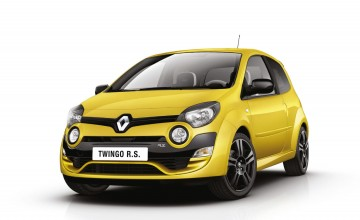 Renault Twingo GT ready to roll