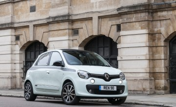 Twingo goes Iconic at Renault