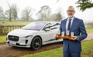Jaguar I-PACE named Britain's best