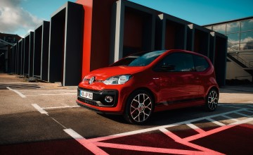 VW up! GTI back in business