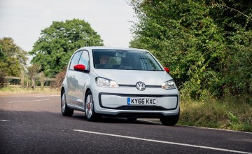 Volkswagen up! beats 1.0 TSI