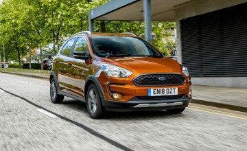 Ford KA+ Active 1.2 Ti-VCT