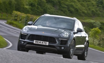 Mighty Macan an SUV sensation