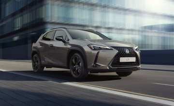 Sporty trim added to Lexus UX line up