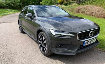 Volvo V60 D4 AWD Cross Country