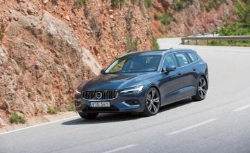 Volvo V60 makes style practical