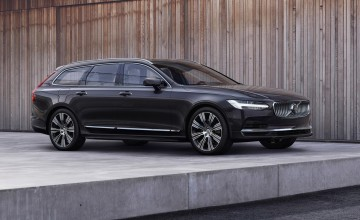 Volvo boosts plug-in range