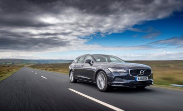 New V90 puts Volvo back on map
