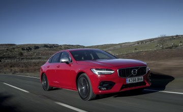 Three new degrees from Volvo