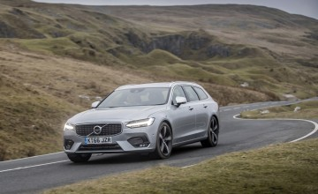 Volvo boosts big car range