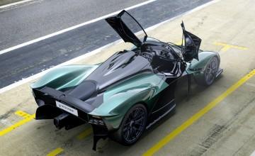 £3.5m Aston open hypercar