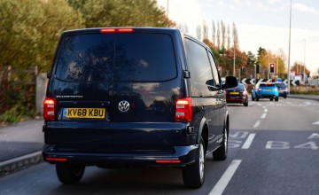 Heavyweight van drivers at risk