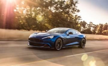 Vanquish S heads Aston's Geneva offerings