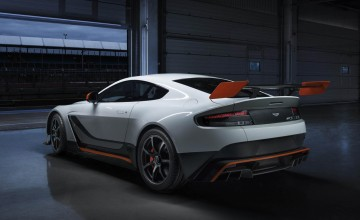 Track-inspired Vantage looks extra special