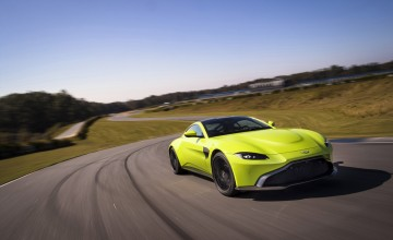 New Aston Martin Vantage for 2018