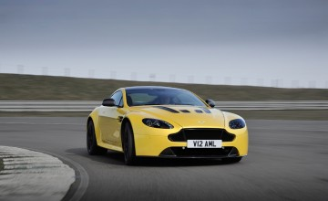 Aston Martin V12 Vantage stays sublime