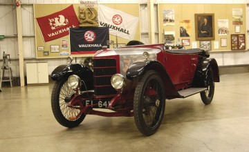 Vauxhall celebrates rich heritage