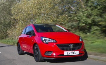 Vauxhall celebrates with Corsa Griffin