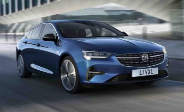 Next year's Vauxhall Insignia revealed
