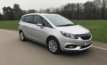 Vauxhall Zafira Tourer - Used Car Review