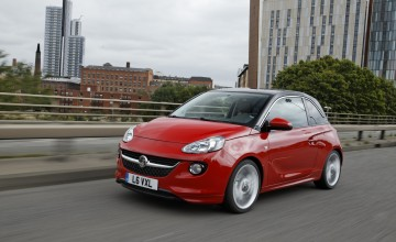 Vauxhall celebrates ADAM success