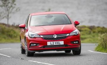 Vauxhall Astra SRi Nav 1.6 CDTI Biturbo
