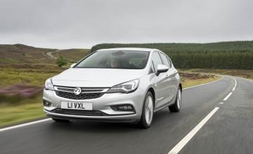 Vauxhall Astra SRi NAV 1.0T