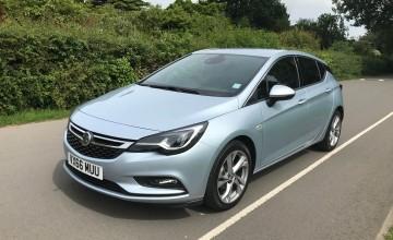 Vauxhall Astra 1.6 CDTi Elite