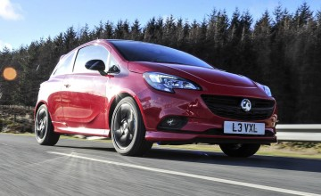 Corsa range boosted and trimmed