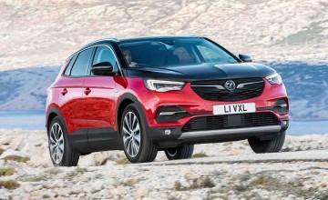 Vauxhall Grandland goes hybrid