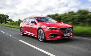 Vauxhall Insignia Sports Tourer - First Drive