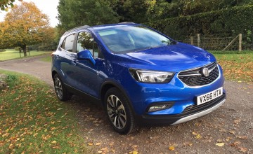 Vauxhall Mokka X Elite 1.4i Turbo 4x4