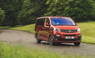 Vauxhall Vivaro Life MPV