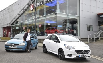 Scrappage returns at Vauxhall