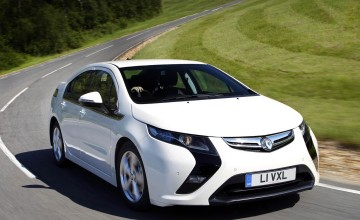 Ampera charges towards UK