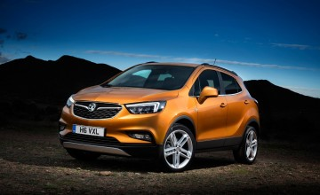 Prices announced for new Vauxhalls