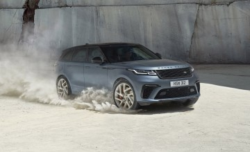 Land Rover creates Velar super-SUV
