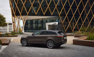 Bespoke choices for Range Rover Velar