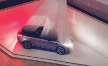 Range Rover Velar outshines celebs